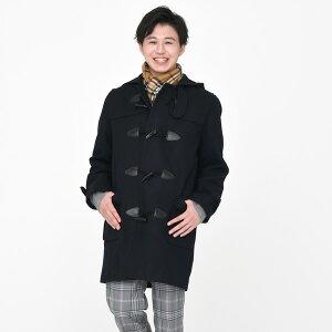 【送料無料】KURI-ORI★クリオリオリジナルメリノウールスクールダッフルコート紺KRCT-TD-N【日本製】