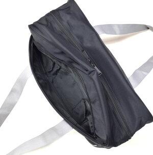 【adidas】スクールサブバッグ・黒×グレーYC59003-0114Lアディダス通学カバンスタイリッシュなデザインに、反射板・アコーディオンポケット・補強パイピングなどの機能がうれしい!