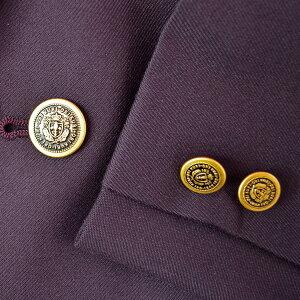 【送料無料】【日本製】KURI-ORI★クリオリ男子用制服ジャケットブレザーコンパクトデザインハンターグリーンKRBJK-GT-6