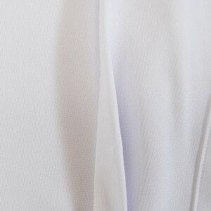 【TOMBOWトンボ学生服】ゼロケア・男子用長袖ニットワイシャツスリムデザインノーアイロン・ストレッチ標準白サイズ豊富!!140から幅広B190まで!