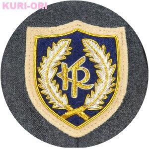 KURI-ORI★クリオリリニューアルでさらにハイグレード!NIKKE素材・本格制服仕様・女子用ジャケットブレザーKRJKO-GグレーふくよかサイズBL
