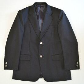【SALE!!】【50%OFF!】908-1JKT 男子用制服ブレザーダークネイビー 人気の濃紺タイプサイズ185Aのみ!【日本製】