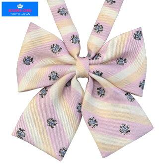 KURI-ORI Seihuku ribbon tie KRR44 pink