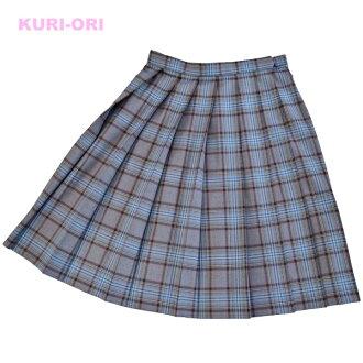 KURI-ORI Seifuku KR306 W90cm L54cm gray, light blue, pink