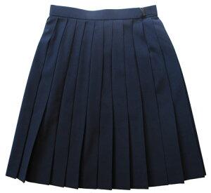 紺セーラー冬用スカート