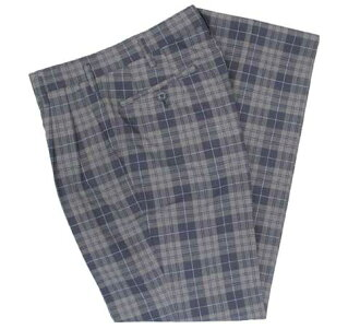 KURI-ORI Seifuku SKRB277S2 W100・105cm slacks for summer navy, gray, light blue
