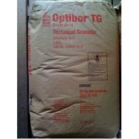 硼酸「工業用」25kg ホウ酸