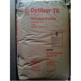 """Boric acid boric acid """"industrial"""" 25 kg"""