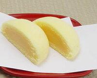 いづる饅頭(カスタードクリーム)カスタードクリームを蒸しカステラで包んだやわらかいお饅頭
