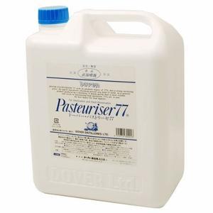 ドーバー パストリーゼ77 詰め替え 5L アルコール消毒液 除菌 抗菌 消臭 防カビ ウイルス対策 トイレ掃除 お風呂掃除
