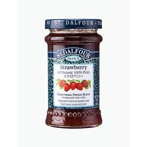 サンダルフォー ジャム ストロベリー 170g ST.DALFOUR フルーツ100% 砂糖不使用 保存料不使用