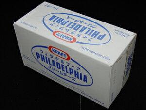 クラフトフィラデルフィアクリームチーズ 2kg 【製菓材料 製パン材料 お菓子材料 お菓子レシピ】 業務用