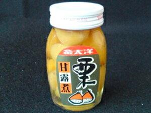 栗甘露煮(金太洋) 130g   【製菓材料 製パン材料 お菓子材料 お菓子レシピ】 業務用
