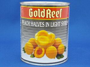 ゴールドリーフ モモ缶(2号缶) 480g 【製菓材料 製パン材料 お菓子材料 お菓子レシピ】 業務用
