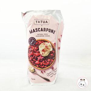 タツア マスカルポーネ マスカルポーネチーズ 1kg