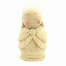 仏像 お地蔵さん 15cm 桧木 お地蔵様 おじぞうさん 置物 縁起物 地蔵菩薩 ギフト プレゼント