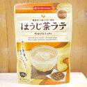 【サッと溶ける】インスタントほうじ茶ラテ(パウダータイプ)【ホット・アイス】