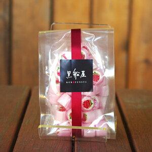 ミニイチゴ(100g)駄菓子/お菓子/和菓子/あめ/飴玉/プチギフト/金太郎飴/いちご