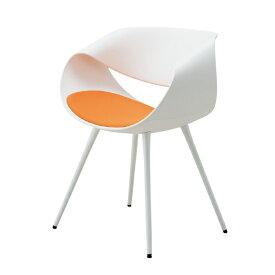 【クーポンあり】ZUCO社 リトルペリロ ミーティングチェア LITTLE PERILLO 脚:カラー塗装 樹脂 シェル/クッション6色 Dauphin design group