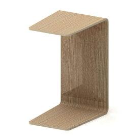 【5,000円引きクーポン付】スチールケース キャンプファイヤー パーソナルテーブル W356/D495/H660 オーク突板 ミーティングコーナー Steelcase Campfire Personal table
