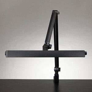 【ポイント5倍+クーポン】山田照明 Zライト Z-208PRO 専用クランプ付 光色5000K 7段階調光 Ra97の高演色性 広い照射範囲 高い色の再現性 ハイグレード作業灯 昼白色 テーブルランプ スタンド