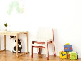 キッズチェア Monica Kids モニカキッズ 天然木オーク材 自然塗料 スタッキング チェアー 子供椅子 子供用チェア イス いす 椅子 幅33cm ナチュラル デザイン