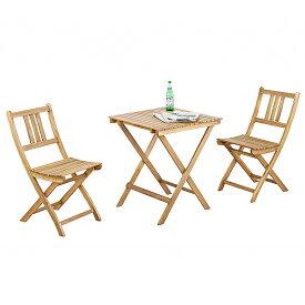 『ちょとオシャレ家具』「バイロン 折畳みテーブル 3点セット」アウトドア 幅60cm 折りたたみチェア テーブル ガーデンファニチャー 天然木 オイル塗装 送料無料 セール くろがねっとSHOP NX-902/NX-901×2 東谷