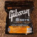 Gibson SVP-700UL [エレキギター弦] Brite Wires ULTRA LIGHTS 009-042 5sets) 【G-CLUB TOKYO】
