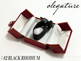 OLEG OLEGATURE #2 BLACK RHODIUM【新品】【管楽器専門店】【Wind Nagoya】