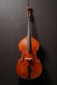 【送料無料!!】Gliga GenialI Violin Shape/F.Back 1/2size【コントラバス本店】【日本総本店在庫品】