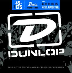 DUNLOP Stainless Steel Bass Strings Medium 5-125 [DBS45125] (45-125) 《5弦ベース弦》【ネコポス】【ONLINE STORE】