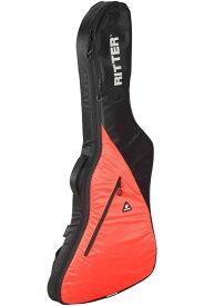 Ritter PERFORMANCE Series RGP5-EX -Explorer Guitar BRR (Black/Racing Red) 《エクスプローラーギターケース》【ONLINE STORE】