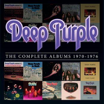Deep Purple ディープ・パープル THE COMPLETE ALBUMS 1970-1976 (10CD Box Set) 《輸入盤》 【初回限定】
