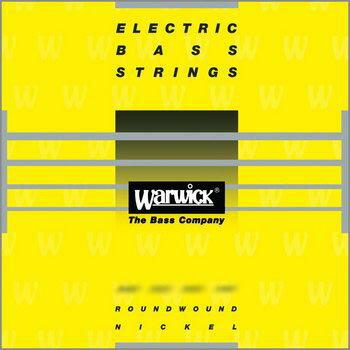 WARWICK Yellow Label Nickel 6弦セット Medium (25-135) ベース弦【ご予約受付中】【ONLINE STORE】