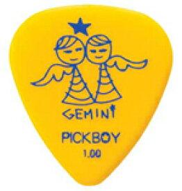 PICKBOY ZODIAC/Gemini〔GP-179-5〕【50枚セット】《ピック》 【ネコポス】【ONLINE STORE】