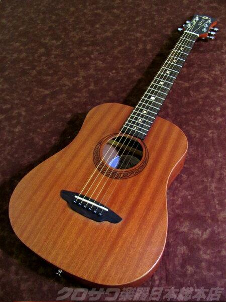 Luna Guitars ルナ ギターズ Safari Muse Mahogany【送料無料】(ご予約受付中)【ONLINE STORE】