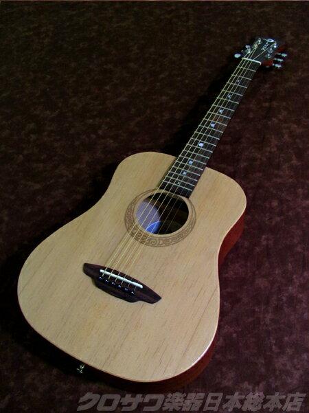 Luna Guitars ルナ ギターズ Safari Muse Spruce【ONLINE STORE】