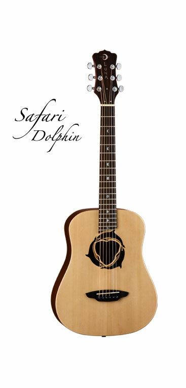 Luna Guitars Safari Dolphin【次回入荷分ご予約受付中】【ONLINE STORE】