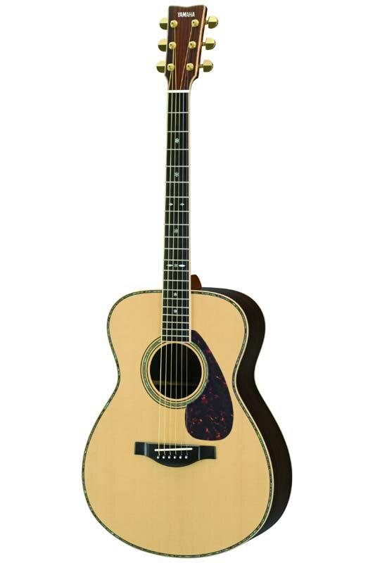 YAMAHA LS36 ARE (Natural)《アコースティックギター》【送料無料】【ONLINE STORE】