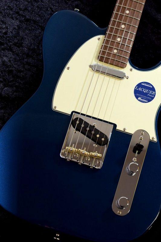 MOMOSE MTL1-STD/NJ -Dark Lake Placid Blue- 【NEW】※軽量個体 ! 【新品】 【日本総本店エレキギターフロア在庫品】