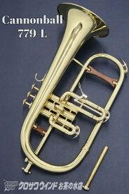 CannonBall 779-L【即納可能!】【新品】【フリューゲルホルン】【キャノンボール】【ビックベルストーンシリーズ】【マウスパイプ2本付属】【送料無料】【管楽器専門店】【ウインドお茶の水】