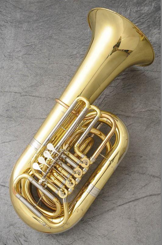Yamaha YBB-641II【中古】【チューバ】【ヤマハ】【B♭管】【お茶の水中古管楽器センター在庫品】