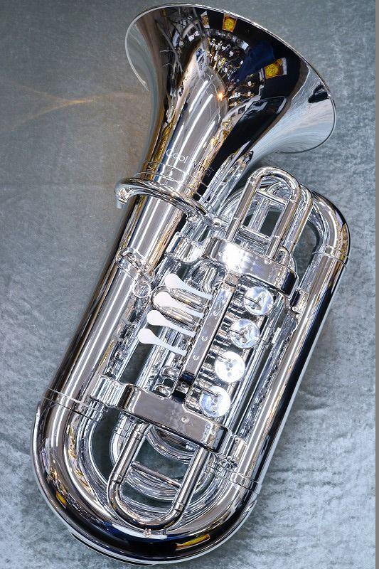 Cool Wind TU-200 SLV 【クールウインド】【プラスチック】【チューバ】【シルバー】【管楽器専門店】【クロサワウインドお茶の水店在庫品】