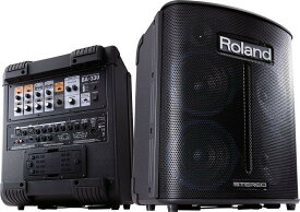 Roland BA-330 Stereo Portable Amplifier【新品】【送料無料】【Dr.Sound在庫】
