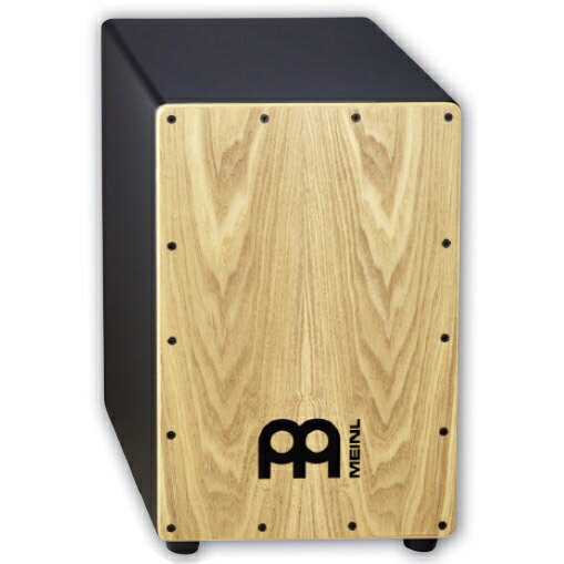 Meinl オリジナルケース付きカホン MDF Body / Ash Frontplate MCAJ100BK-AS+ (with bag)【送料無料】[MCAJ100BK-AS+]【ONLINE STORE】