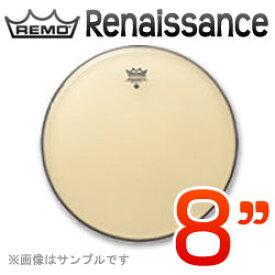 """REMO Renaissance 8""""(20cm) 〔RA-108〕《ドラムヘッド》レモヘッド【ONLINE STORE】"""