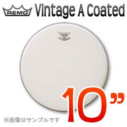 """REMO Vintage A(アンバサダー) Coated 10""""(25cm) 〔VA-110〕《ドラムヘッド》レモヘッド【ONLINE STORE】"""