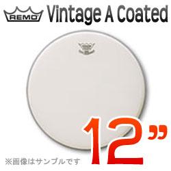 """REMO Vintage A(アンバサダー) Coated 12""""(30cm) 〔VA-112〕《ドラムヘッド》レモヘッド【ONLINE STORE】"""