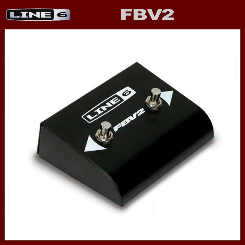 LINE6 FBV2 [SFBV2] 《フットペダル》【ONLINE STORE】