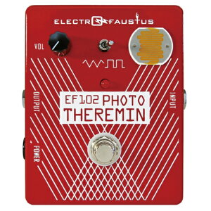 Electro-Faustus EF102 Photo Thermin V.2《テルミン》【送料無料】(ご予約受付中)【ONLINE STORE】